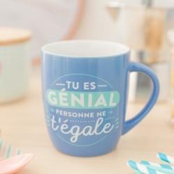 Mug pour génie