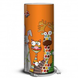 Lampe enfant - Jungle