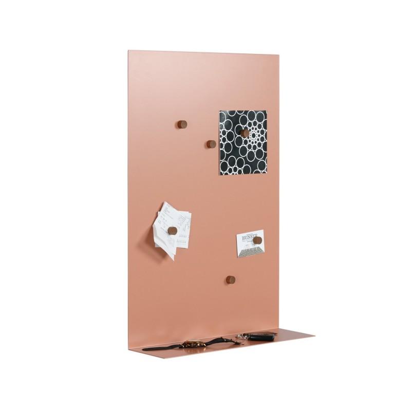 tableau magn tique avec tag re. Black Bedroom Furniture Sets. Home Design Ideas