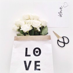 Paperbag LOVE