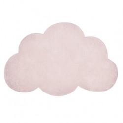 Tapis nuage blanc