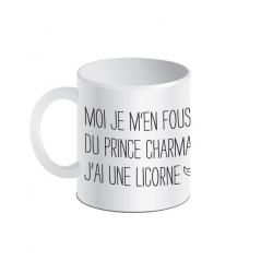 Mug prince charmant
