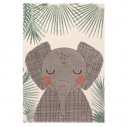 Tapis d'enfant - Eléphant
