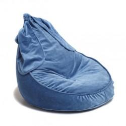 Fauteuil enfant Lapin - Bleu nuit