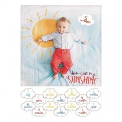 Kit lange et cartes souvenirs - You are my sinshine