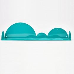 Etagère turquoise