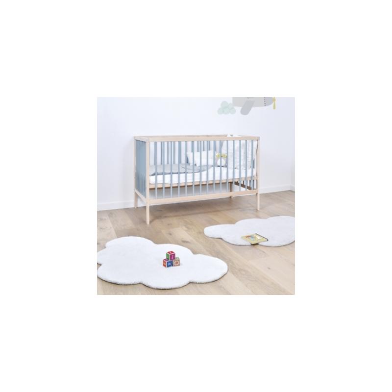 tapis nuage blanc. Black Bedroom Furniture Sets. Home Design Ideas