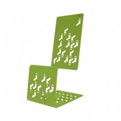 Chaise de jardin en métal Vert