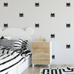 28 stickers - Batman