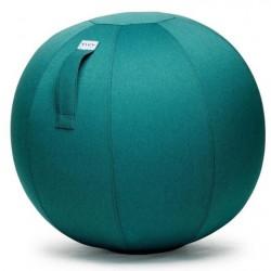 Assise ballon avec poignée - Bleu turquoise