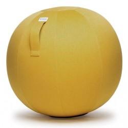 Assise ballon avec poignée - Moutarde