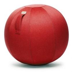 Assise ballon avec poignée - Rouge