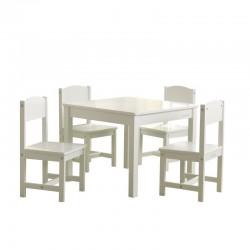Table et chaises enfant - Classique