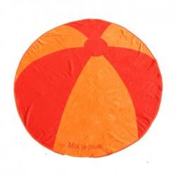Serviette de plage ronde - Ballon