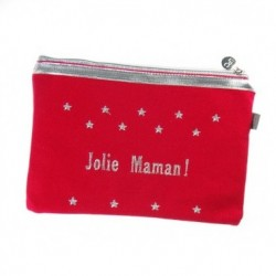 """Pochette """"Jolie Maman"""""""