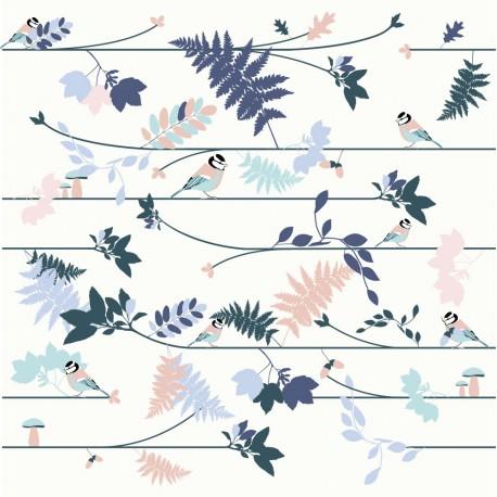 Papier peint Milly - Fougère