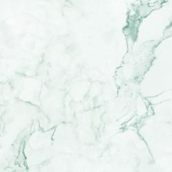 Vinyle adhésif - Marbre Turquoise