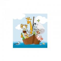 Tableau Arche de Noé