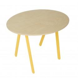 Table bois enfant - 9 coloris au choix
