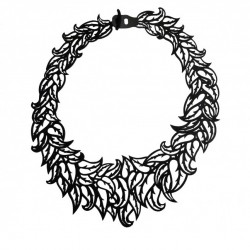Collier en latex - Polynésie