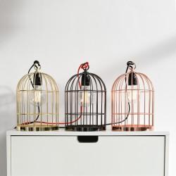 Lampe Cage - 3 coloris
