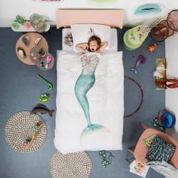 Parrure de lit - Sirène