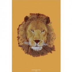 Affiche - Lion