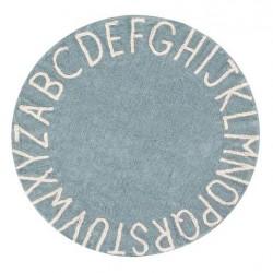 Tapis Alphabétique - Bleu