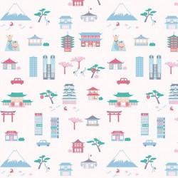 Papier peint - Japon