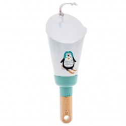 Lampe veilleuse nomade - Pingouin