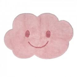 Tapis nuage sourire