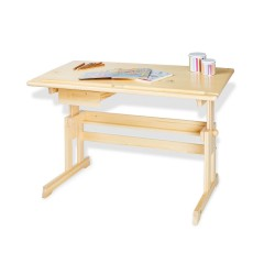 Bureau d'architecte enfant - Naturel