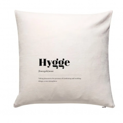 Coussin 50 x 50 - Hygge