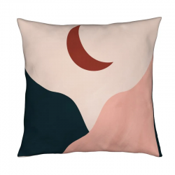 Coussin 3 tailles - Lune