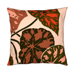 Coussin 3 tailles - Plante 1
