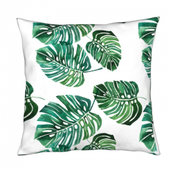 Coussin 3 tailles - Monstera 1