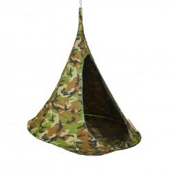 Nid suspendu adulte - Camouflage