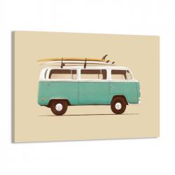 Toile 60 x 90 cm - Surf Van