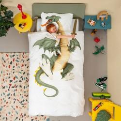 Parrure de lit - Dragon