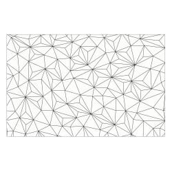 Tapis vinyle - Géométrie
