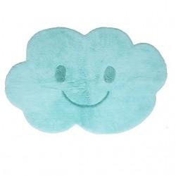 Tapis Enfant nuage sourire