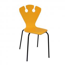 Chaise paille - Elégante
