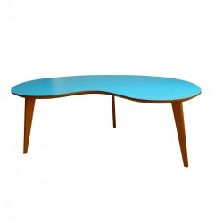 Table basse gigogne Bleue- Taille XL