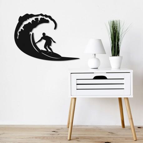 Déco murale indoor/outdoor - Surfer