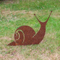 Figurine à planter - Escargot