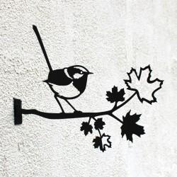 Suspension jardin - Oiseau
