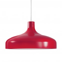 Suspension industrielle - Rouge