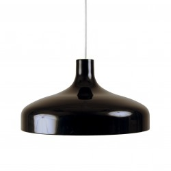 Suspension industrielle - Noire