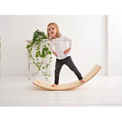 Planche d'équilibre - Bouleau