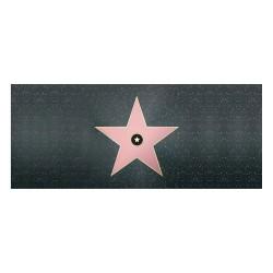 Tapis vinyle - Star